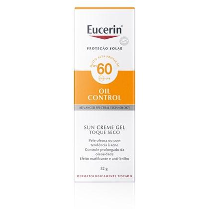 SUN OIL CONTROL CREME-GEL TOQUE SECO FPS 60 52G